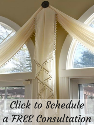 Click to schedule a free wodow treatment consultation with Smashing Windows MA