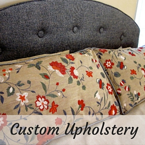 Custom Upholstry & Bedding Massachusetts
